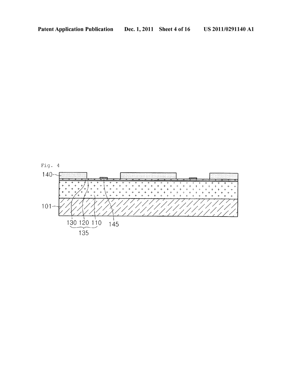 LIGHT EMITTING DEVICE AND LIGHT EMITTING DEVICE PACKAGE - diagram, schematic, and image 05