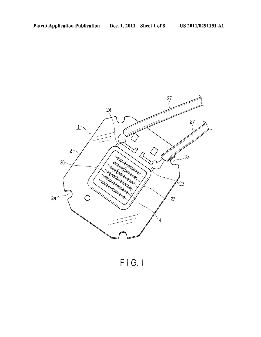 LIGHT EMITTING DEVICE AND LIGHTING APPARATUS - diagram, schematic, and image 02