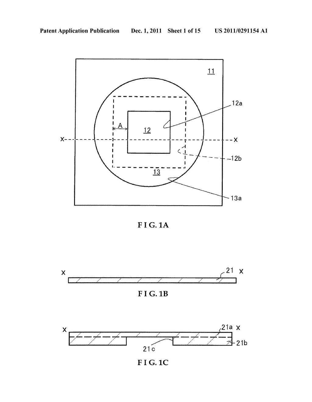 SEMICONDUCTOR LIGHT EMITTING DEVICE - diagram, schematic, and image 02