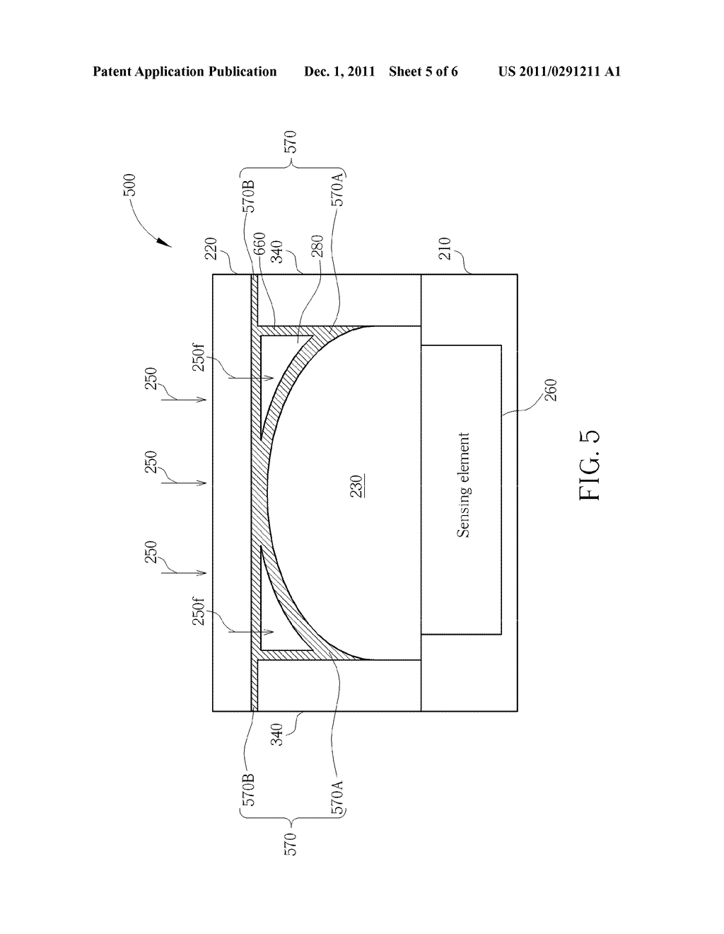 IMAGE SENSOR AND RELATED FABRICATING METHOD THEREOF - diagram, schematic, and image 06
