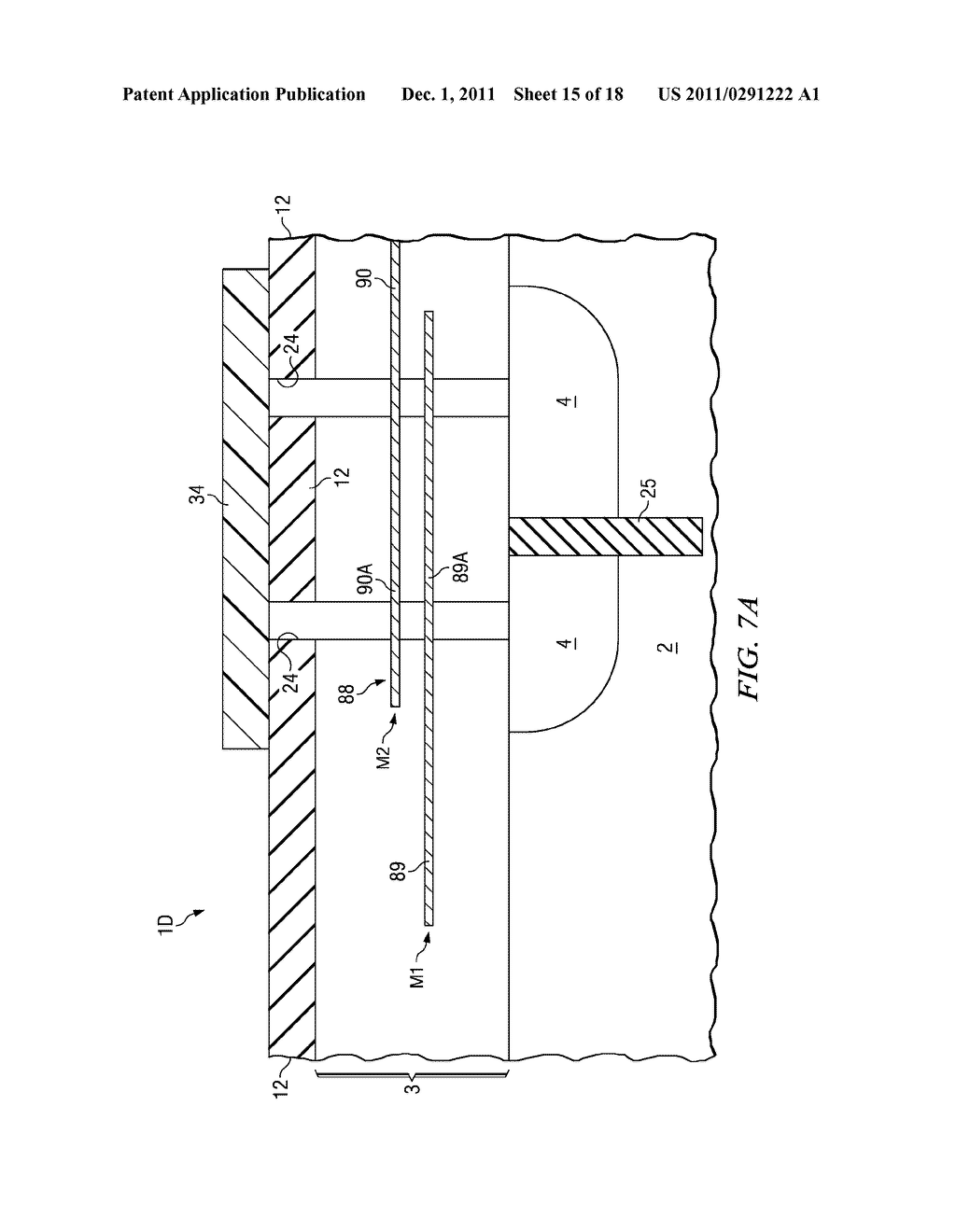 SILICON DIOXIDE CANTILEVER SUPPORT AND METHOD FOR SILICON ETCHED     STRUCTURES - diagram, schematic, and image 16