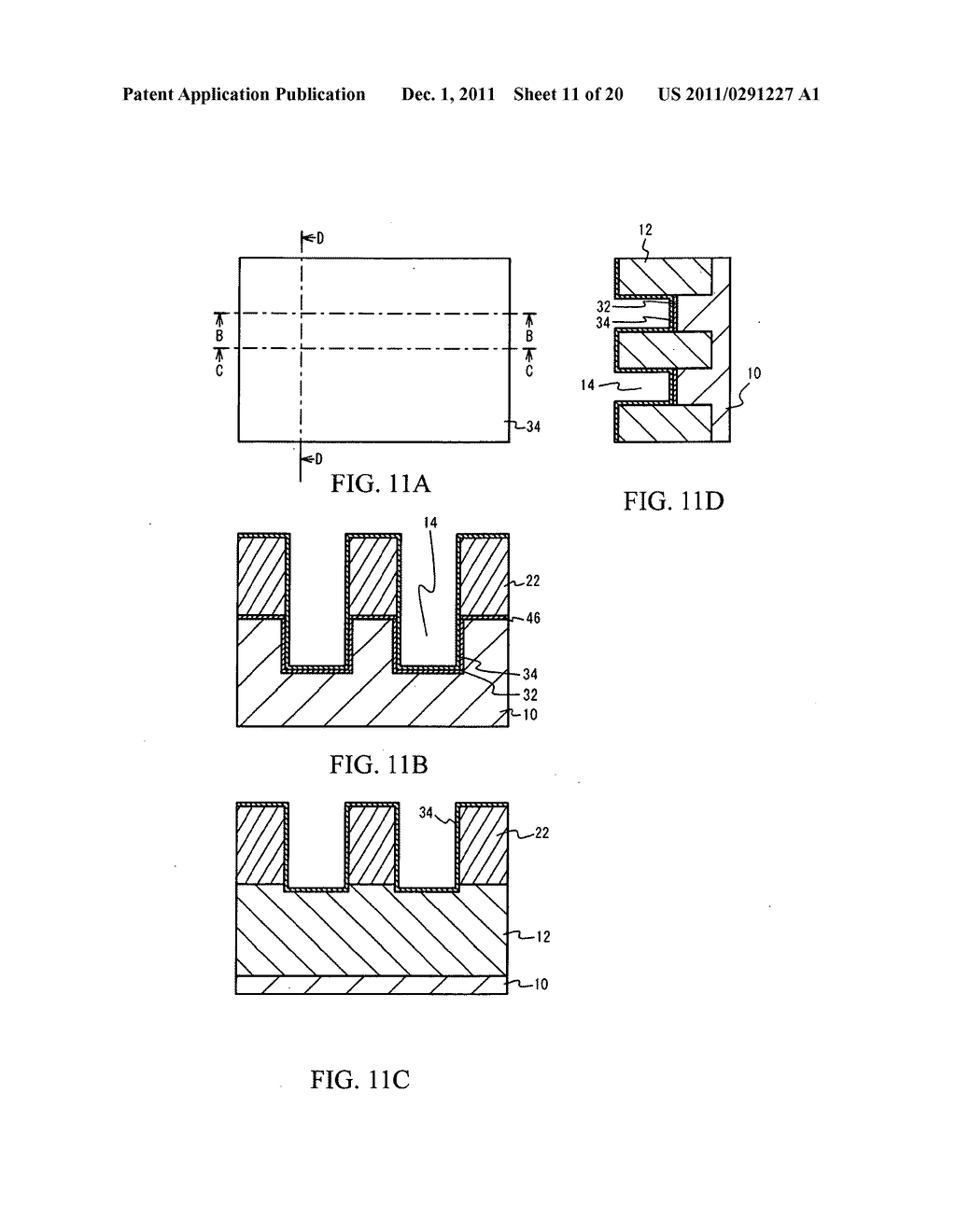SEMICONDUCTOR DEVICE AND METHOD FOR MANUFACTURING - diagram, schematic, and image 12