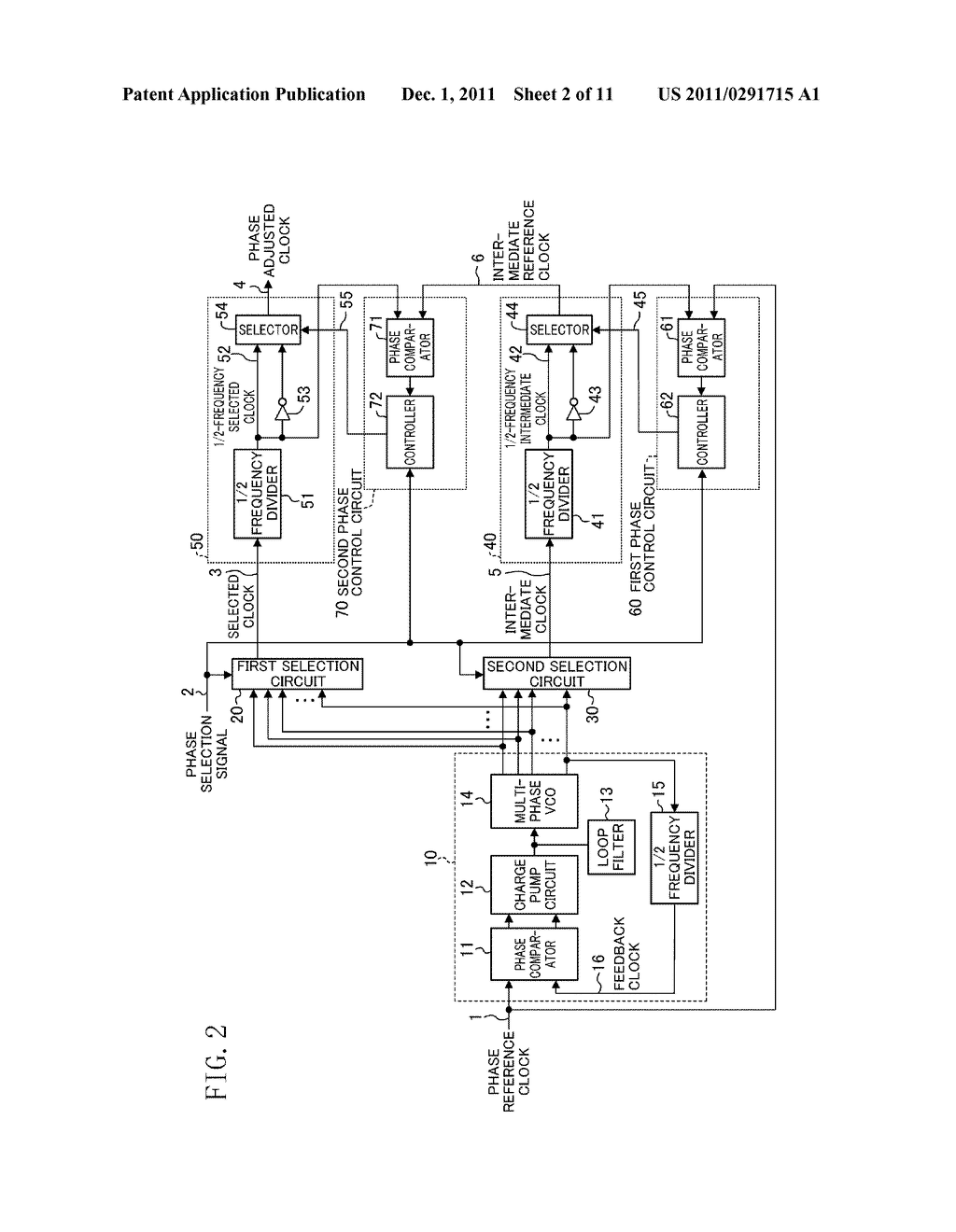 PHASE ADJUSTMENT CIRCUIT - diagram, schematic, and image 03