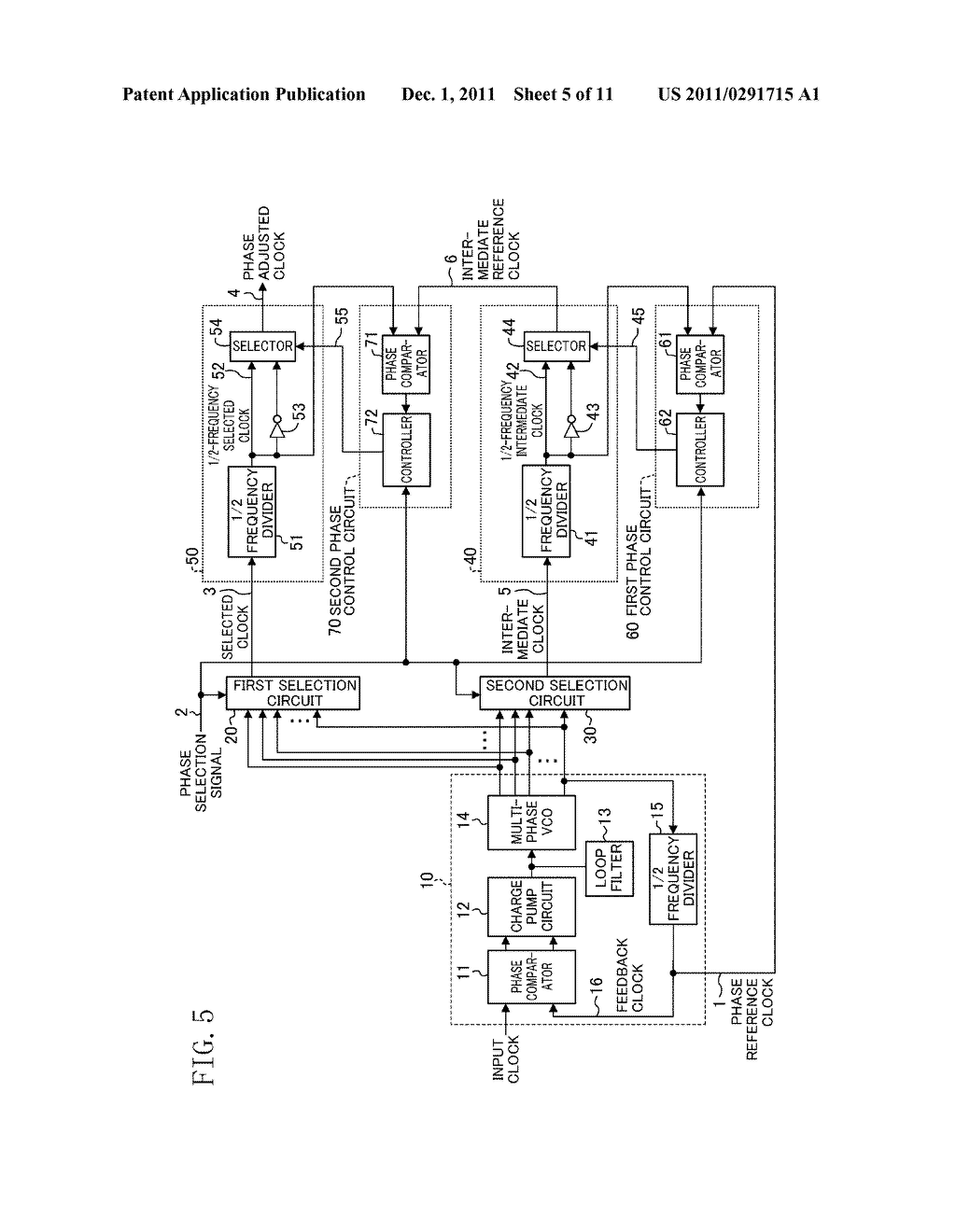 PHASE ADJUSTMENT CIRCUIT - diagram, schematic, and image 06