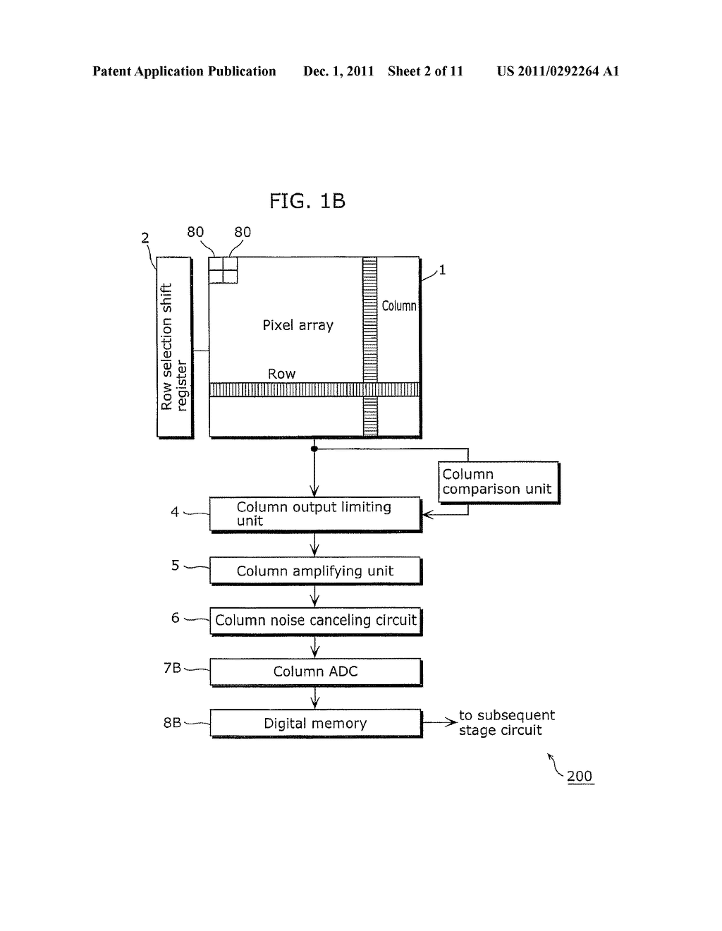 SOLID-STATE IMAGING DEVICE AND IMAGING APPARATUS INCLUDING THE SAME - diagram, schematic, and image 03