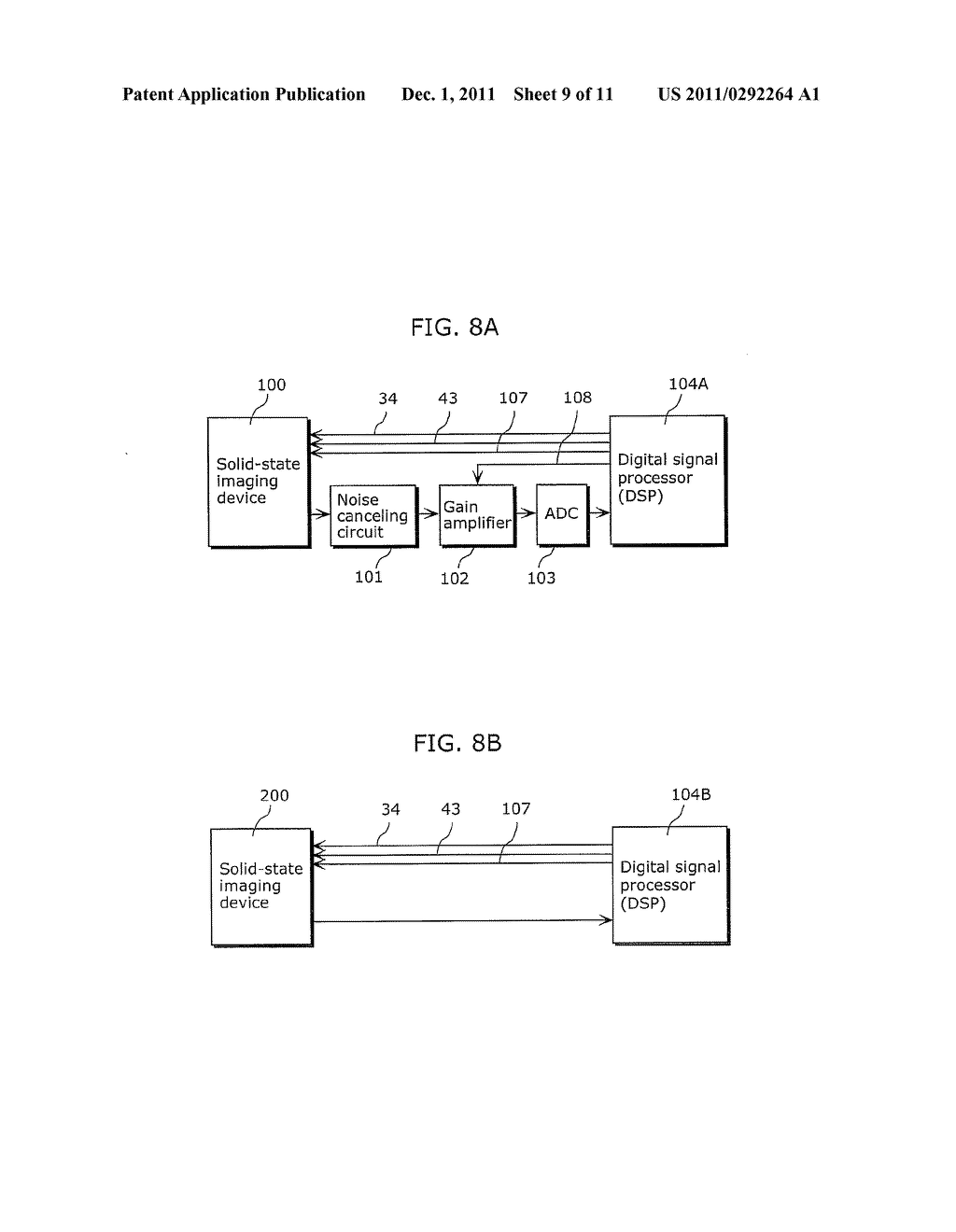 SOLID-STATE IMAGING DEVICE AND IMAGING APPARATUS INCLUDING THE SAME - diagram, schematic, and image 10