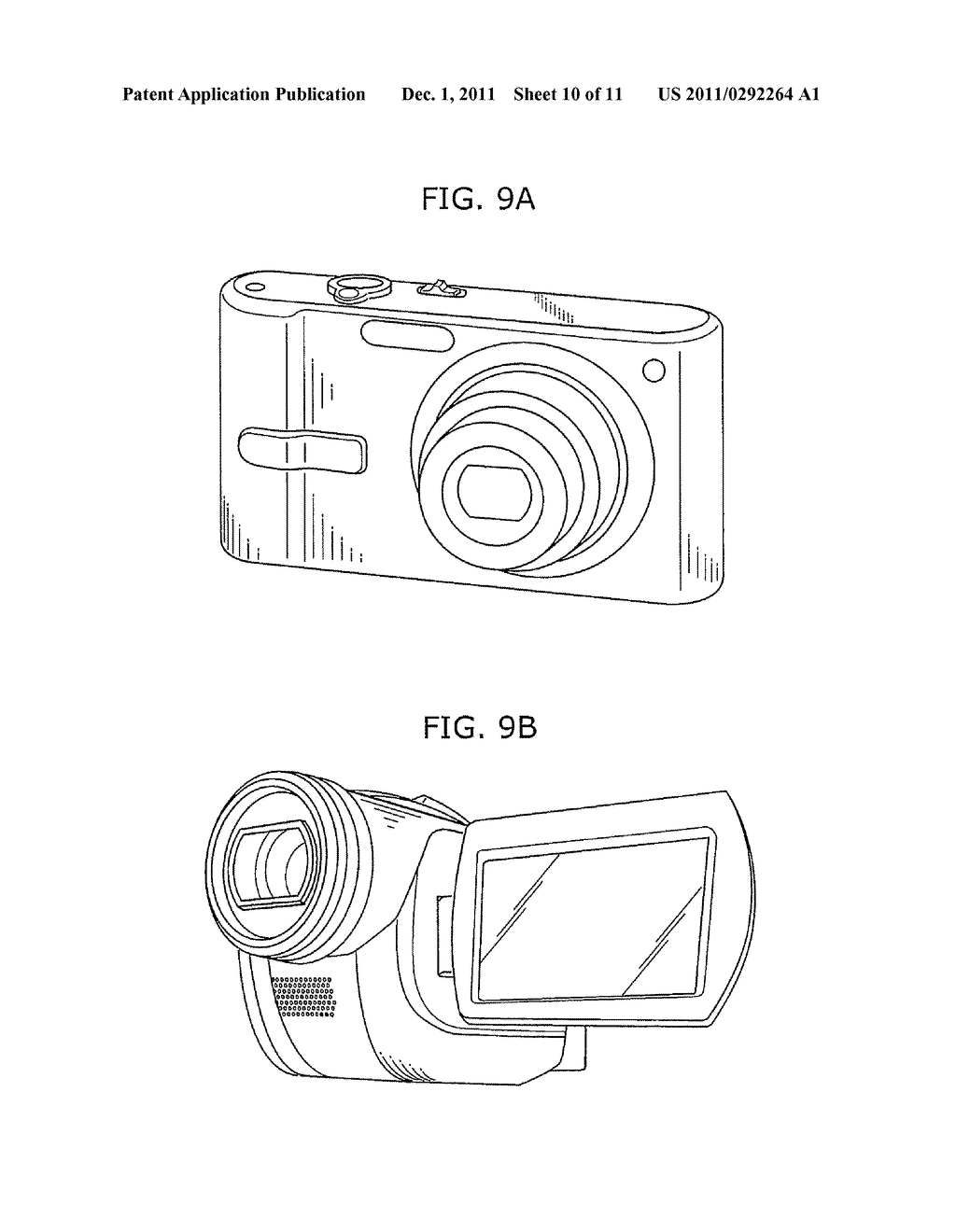 SOLID-STATE IMAGING DEVICE AND IMAGING APPARATUS INCLUDING THE SAME - diagram, schematic, and image 11