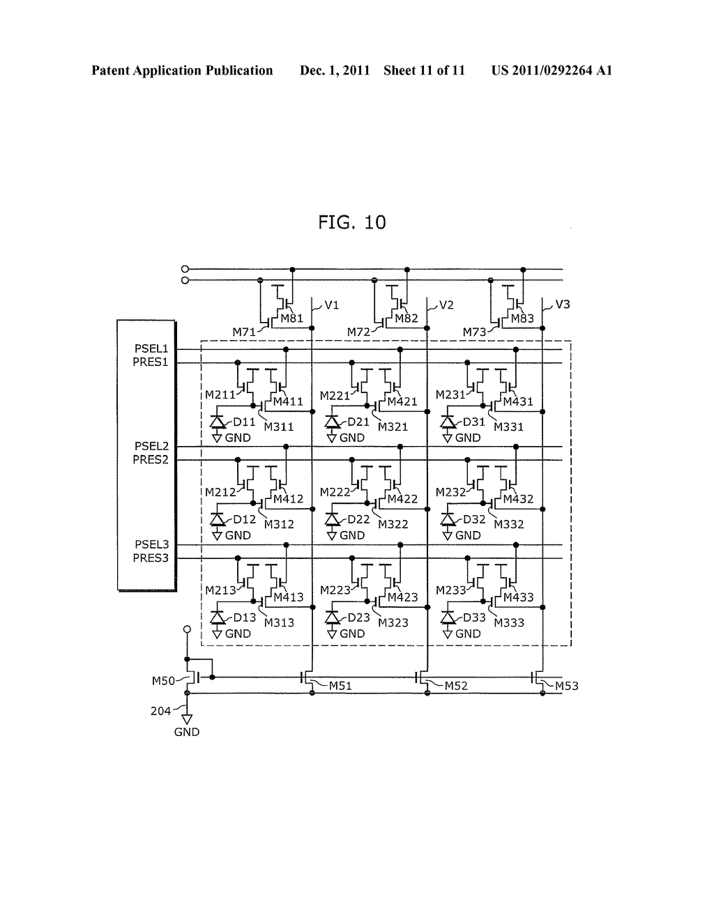 SOLID-STATE IMAGING DEVICE AND IMAGING APPARATUS INCLUDING THE SAME - diagram, schematic, and image 12