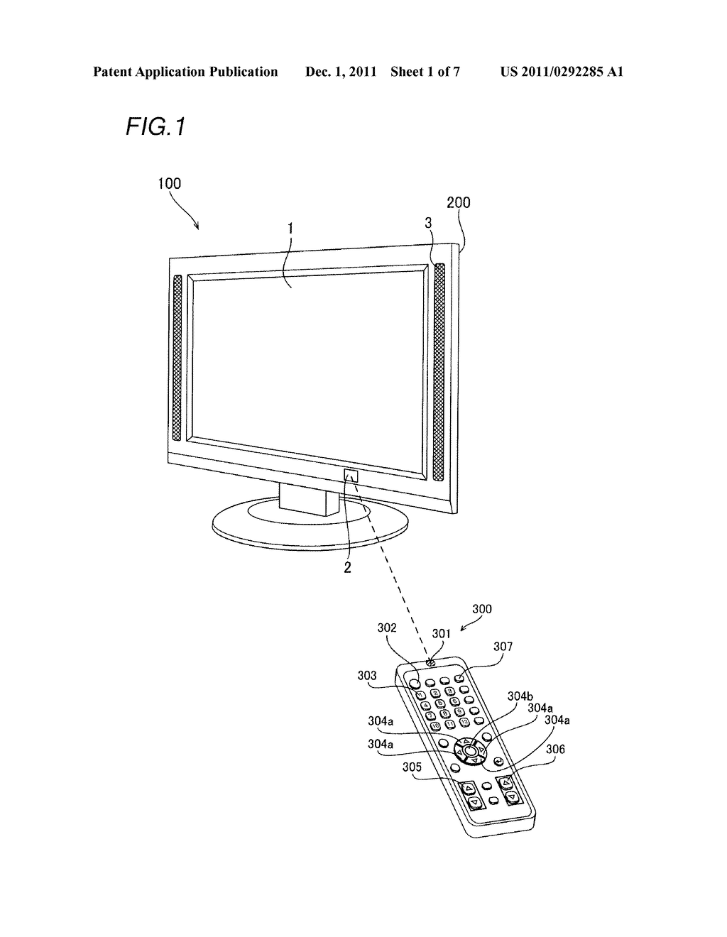 Image Receiving Apparatus and Liquid Crystal Television Set - diagram, schematic, and image 02