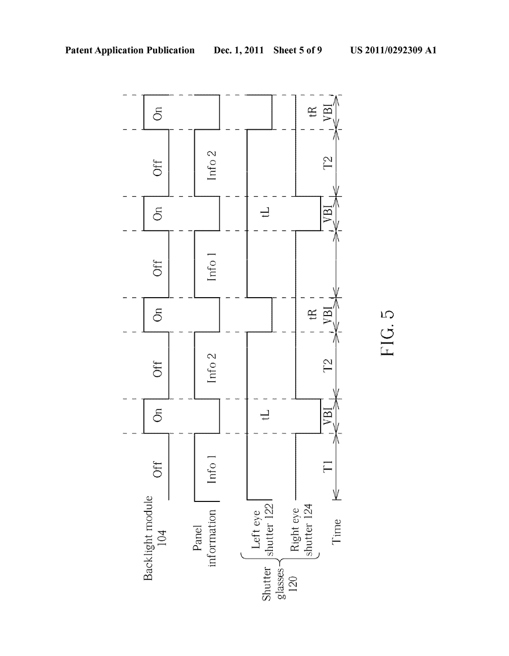 STEREOSCOPIC IMAGE DISPLAYING METHOD AND STEREOSCOPIC DISPLAY DEVICE - diagram, schematic, and image 06