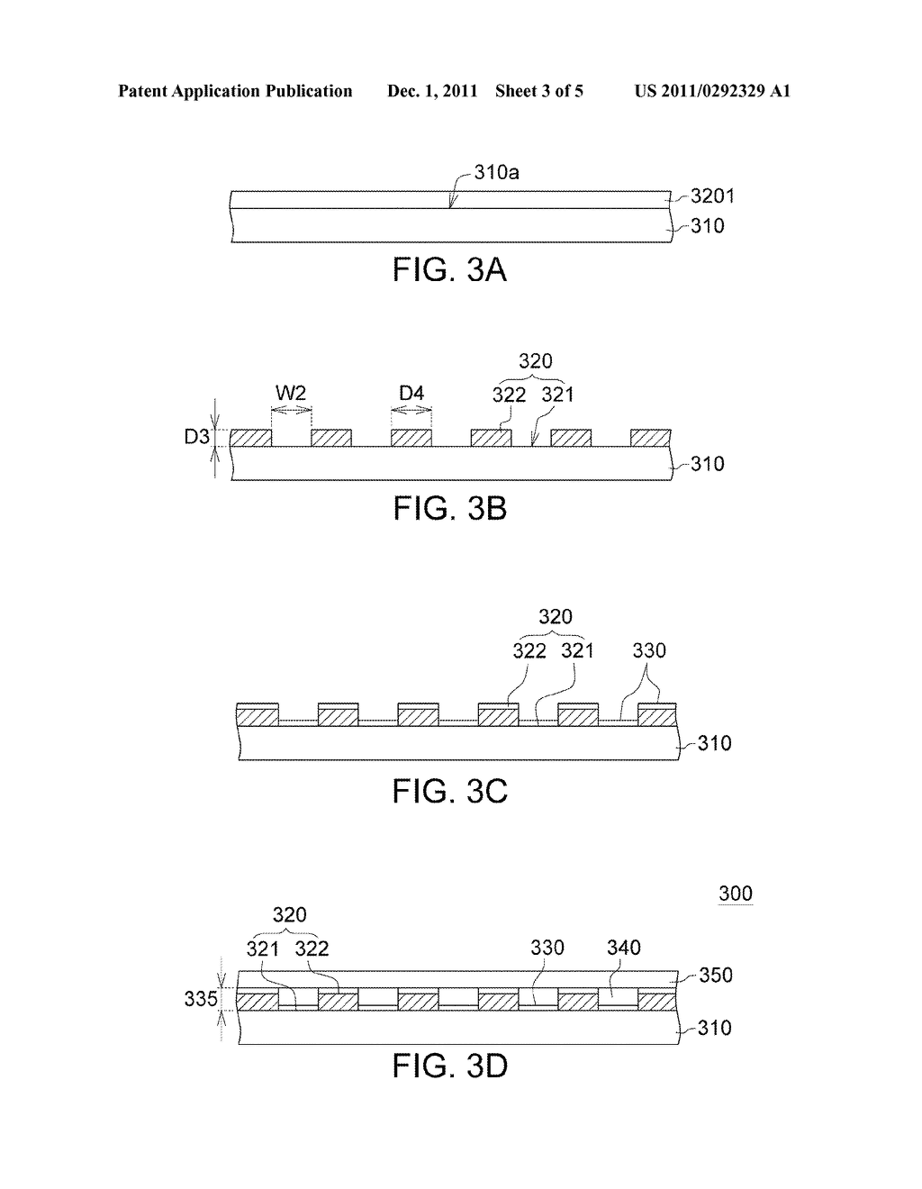 Patterned Retarder Film and Method for Manufacturing - diagram, schematic, and image 04