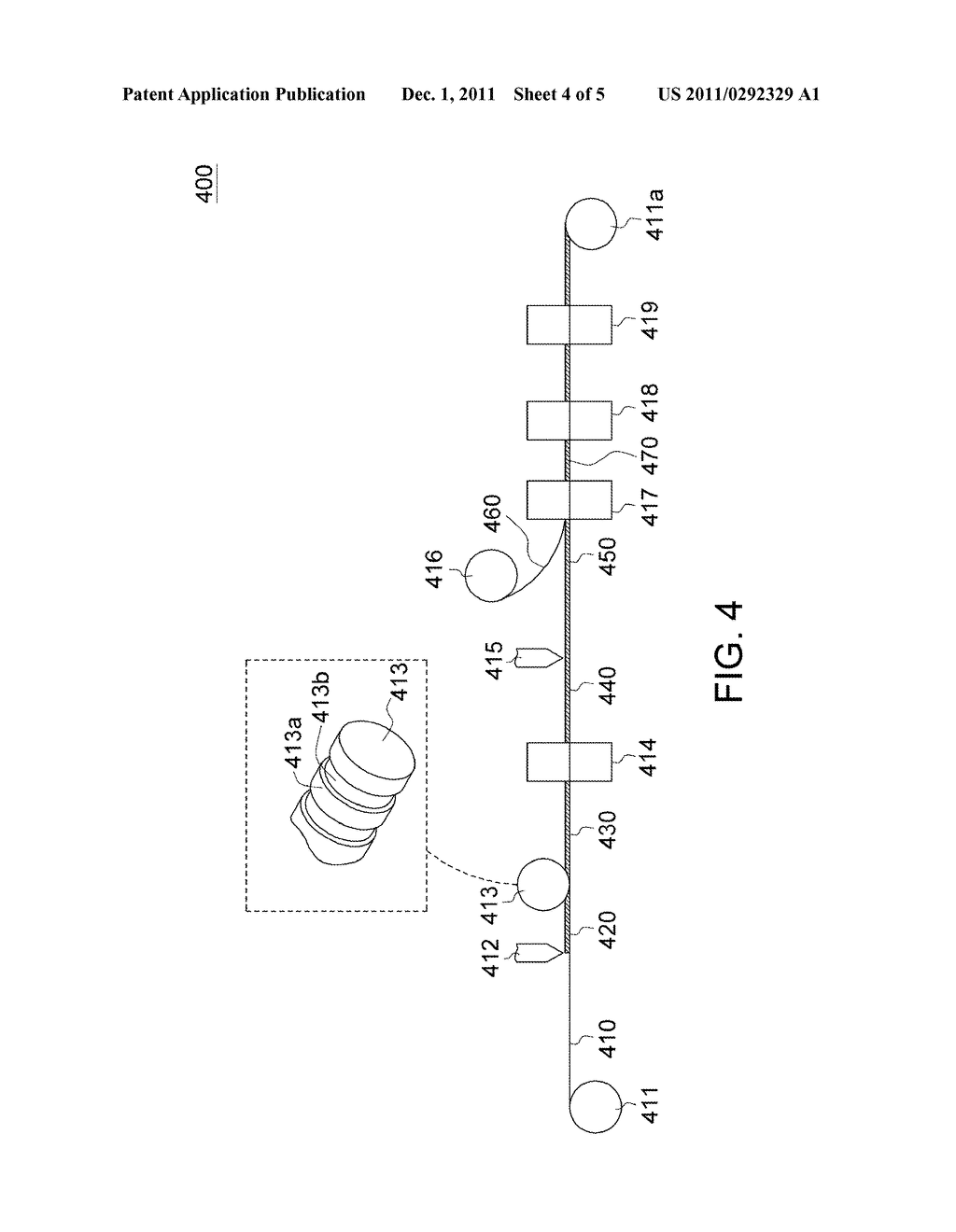 Patterned Retarder Film and Method for Manufacturing - diagram, schematic, and image 05