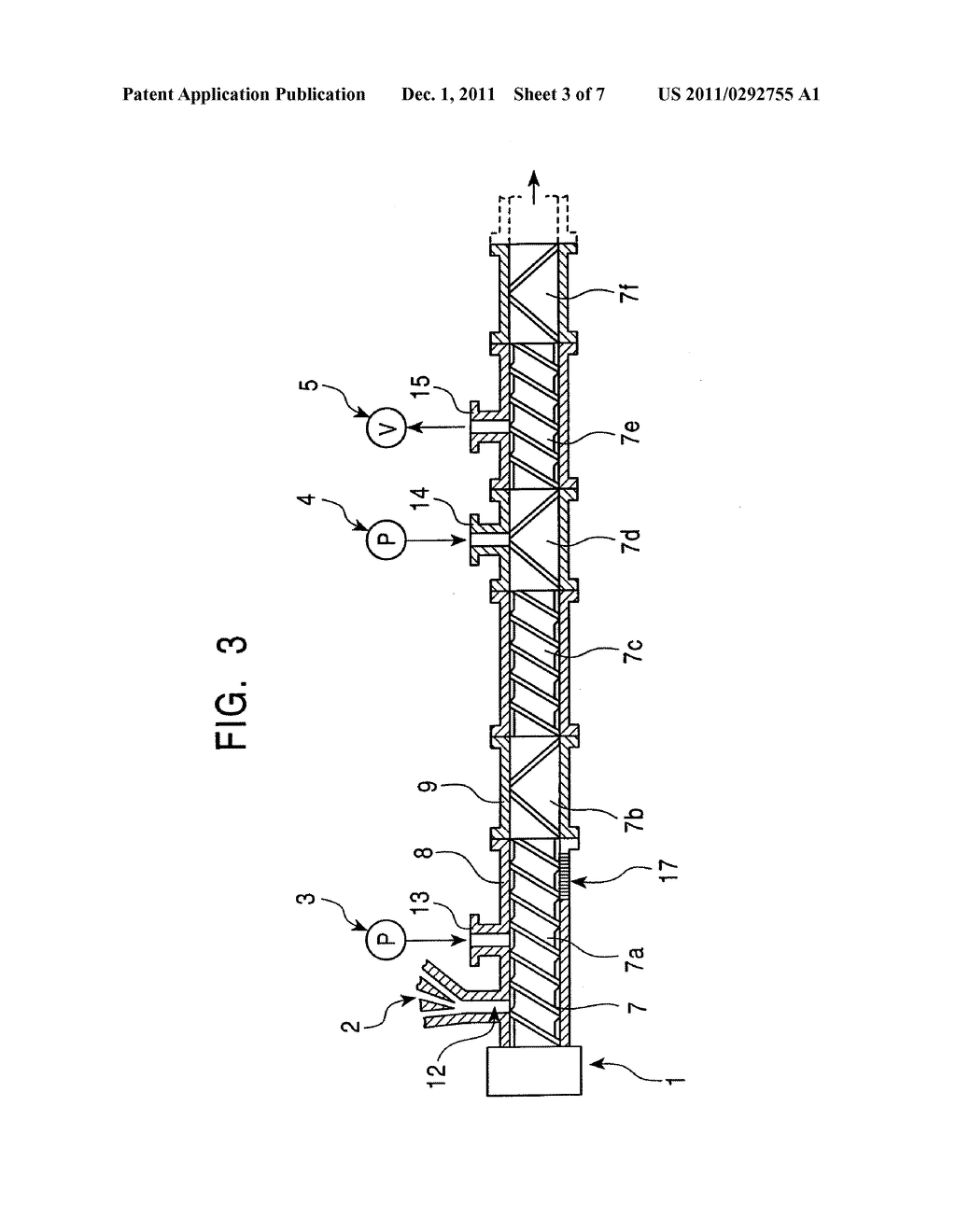 KNEADING APPARATUS AND METHOD FOR KNEADING RUBBER-BASED COMPOSITION USING     THE SAME - diagram, schematic, and image 04