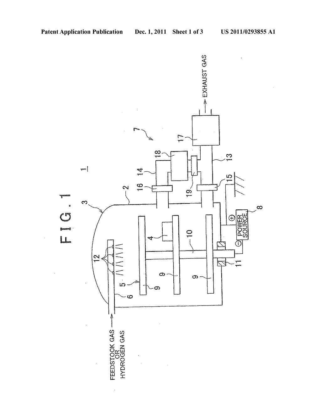 METHOD OF PRODUCING COATED MEMBER - diagram, schematic, and image 02