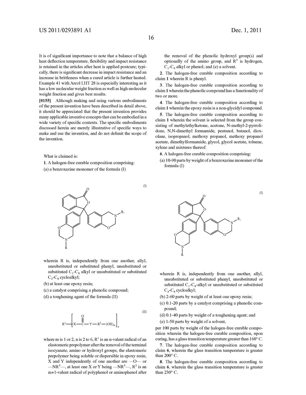PHOTOCURABLE COMPOSITIONS FOR PREPARING ABS-LIKE ARTICLES - diagram, schematic, and image 17