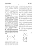 POLYMER-BONDED PERYLENE DYES AND COMPOSITIONS CONTAINING SAME diagram and image