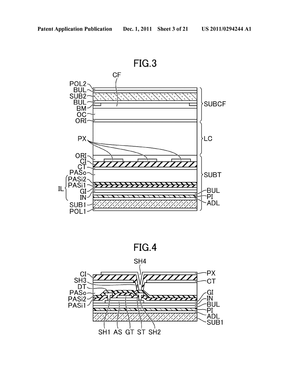 METHOD FOR MANUFACTURING DISPLAY DEVICE - diagram, schematic, and image 04