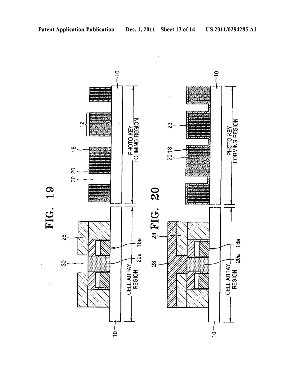 PHOTO KEY AND METHOD OF FABRICATING SEMICONDUCTOR DEVICE USING THE PHOTO     KEY - diagram, schematic, and image 14