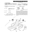 Inflatable device with electronic devices diagram and image