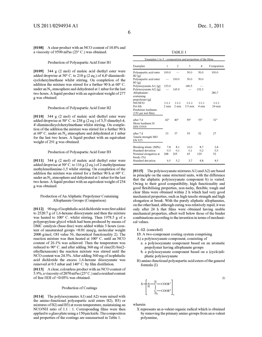 TWO-COMPONENT COATING COMPOSITIONS FOR FLEXIBLE COATINGS - diagram, schematic, and image 07