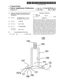 MASSAGE APPARATUS AND MASSAGE CUP WITH DUAL STRUCTURE FOR MASSAGE     APPARATUS diagram and image