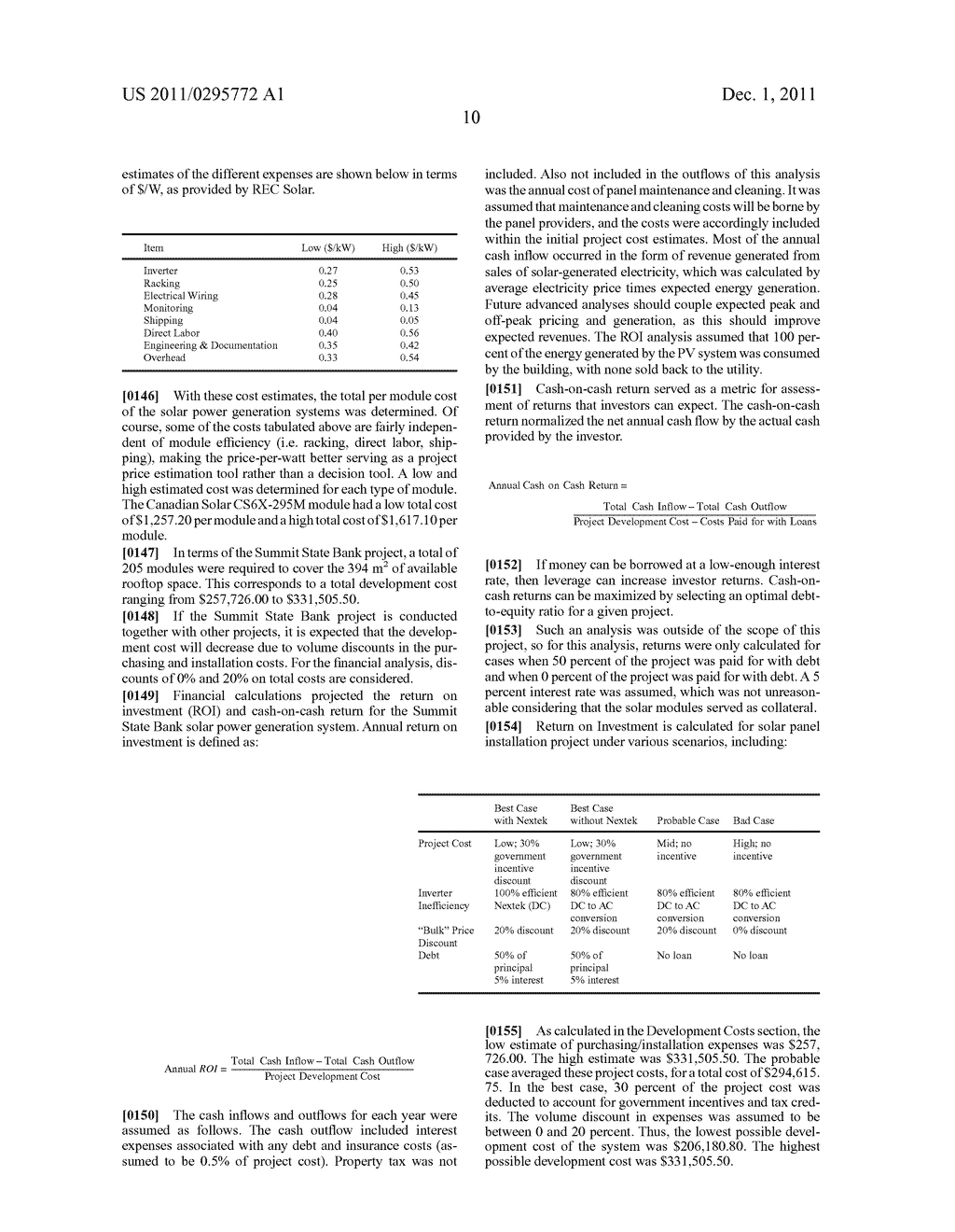 Systems and Methods for Developing and Optimizing Underutilized Real     Property - diagram, schematic, and image 22