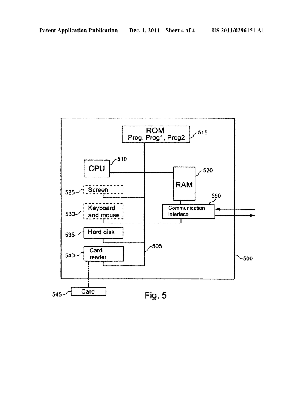 METHOD AND DEVICE FOR INCREMENTAL CONFIGURATION OF IMA TYPE MODULES - diagram, schematic, and image 05
