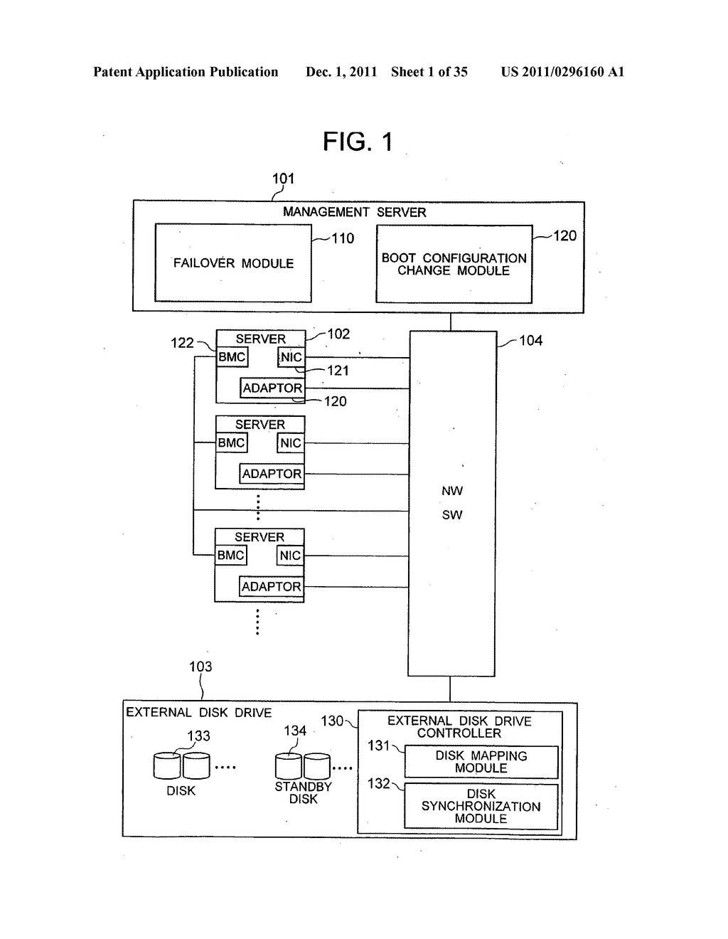 Method for changing booting configuration and computer system capable of     booting OS - diagram, schematic, and image 02