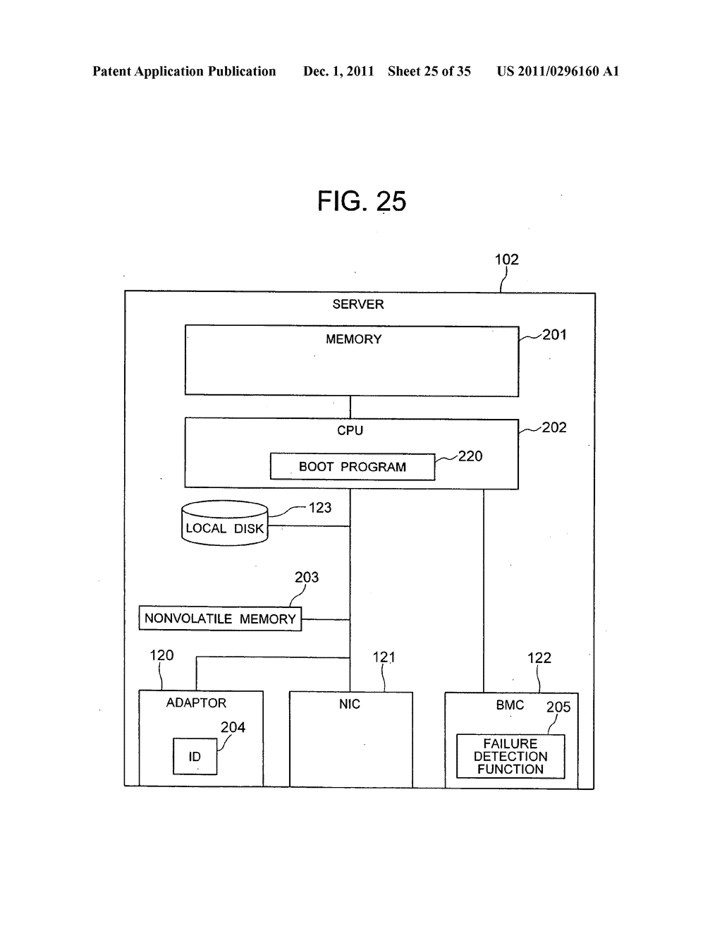 Method for changing booting configuration and computer system capable of     booting OS - diagram, schematic, and image 26