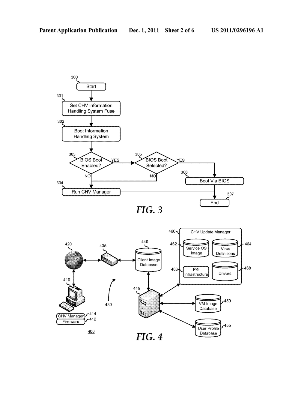 System and Method for Supporting Task Oriented Devices in a Client Hosted     Virtualization System - diagram, schematic, and image 03