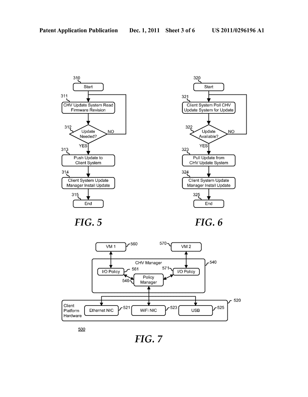 System and Method for Supporting Task Oriented Devices in a Client Hosted     Virtualization System - diagram, schematic, and image 04