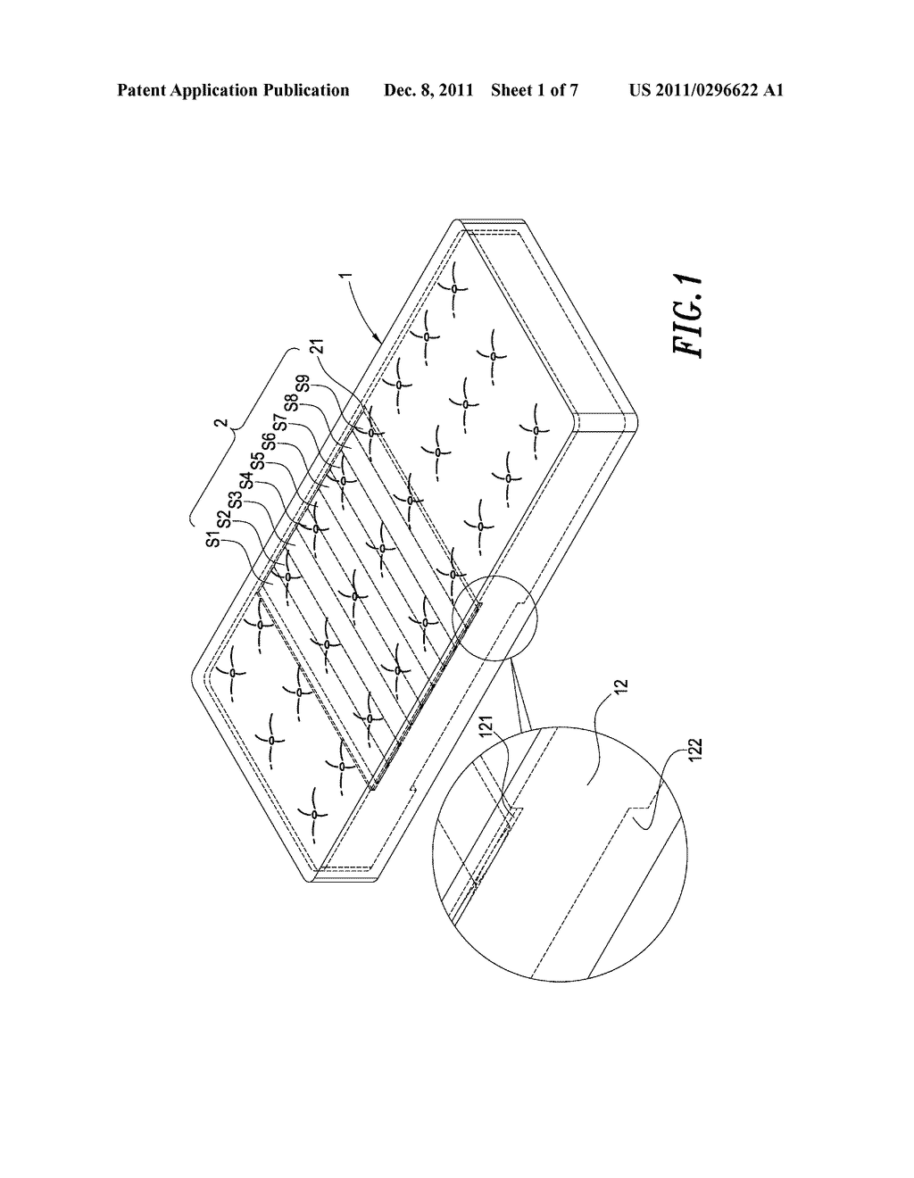 Active Supporting Device for Health Bed and Method thereof - diagram, schematic, and image 02