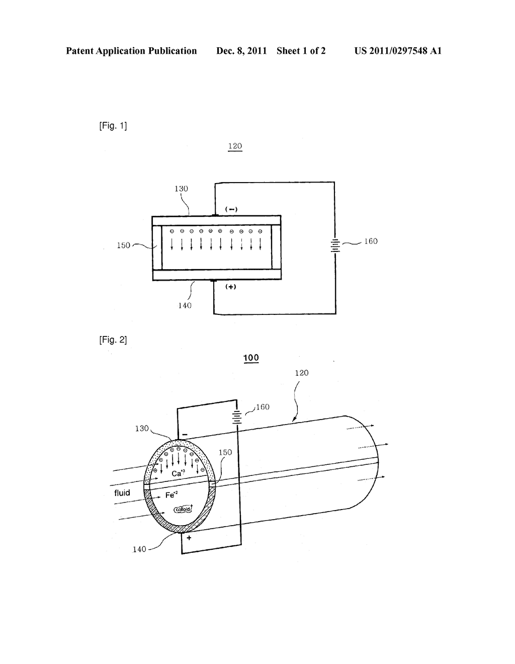 Apparatus for Electrostatic Treatment of Fluids - diagram, schematic, and image 02