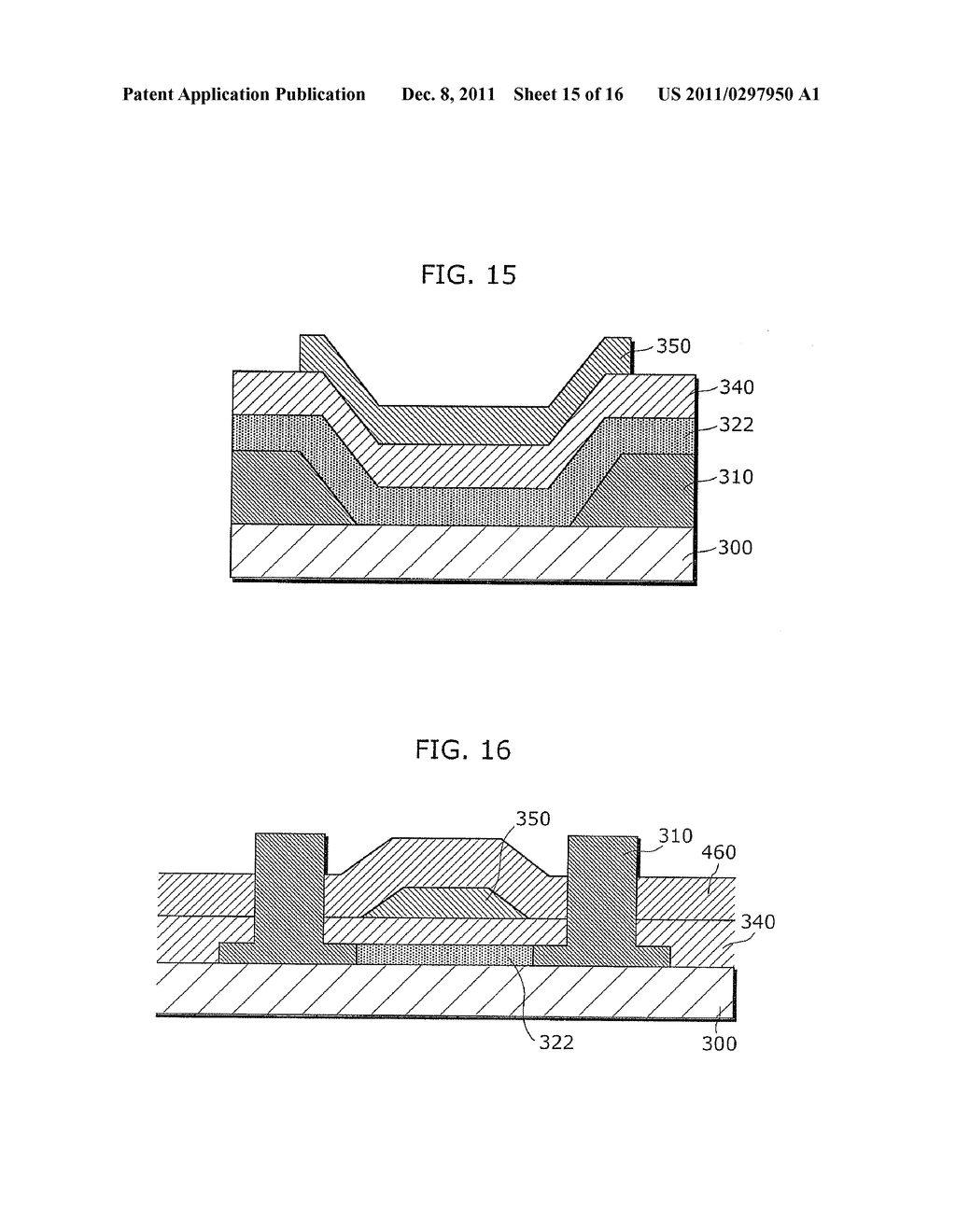 CRYSTALLINE SEMICONDUCTOR FILM MANUFACTURING METHOD, SUBSTRATE COATED WITH     CRYSTALLINE SEMICONDUCTOR FILM, AND THIN-FILM TRANSISTOR - diagram, schematic, and image 16