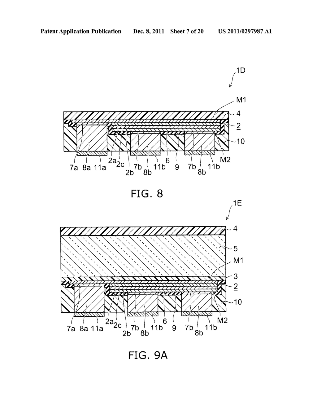 OPTICAL SEMICONDUCTOR DEVICE AND METHOD FOR MANUFACTURING SAME - diagram, schematic, and image 08