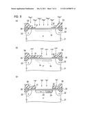 SEMICONDUCTOR ELEMENT AND SOLID-STATE IMAGING DEVICE diagram and image