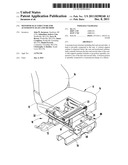 MONOPOD SEAT STRUCTURE FOR AUTOMOTIVE SEATS AND METHOD diagram and image