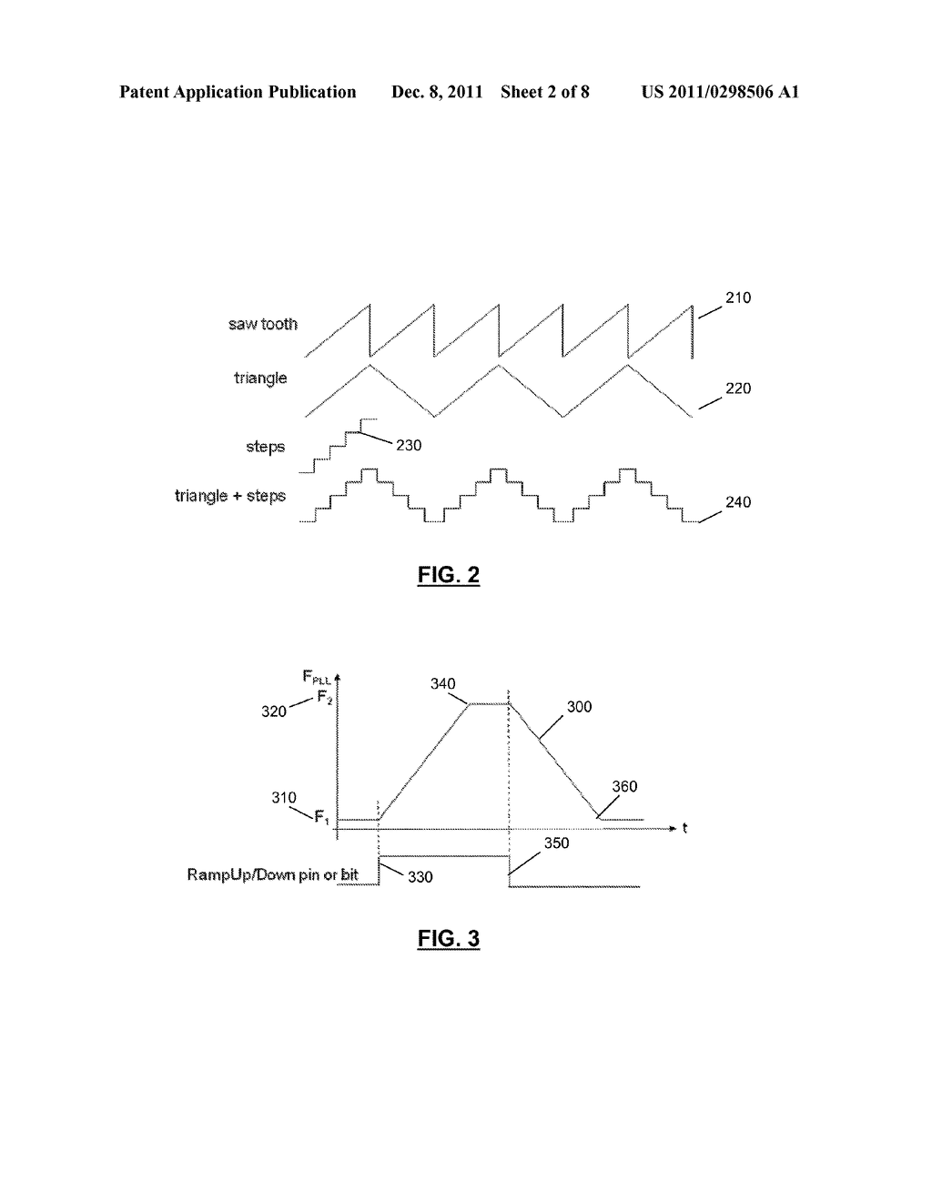 INTEGRATED CIRCUIT COMPRISING FREQUENCY GENERATION CIRCUITRY FOR     CONTROLLING A FREQUENCY SOURCE - diagram, schematic, and image 03