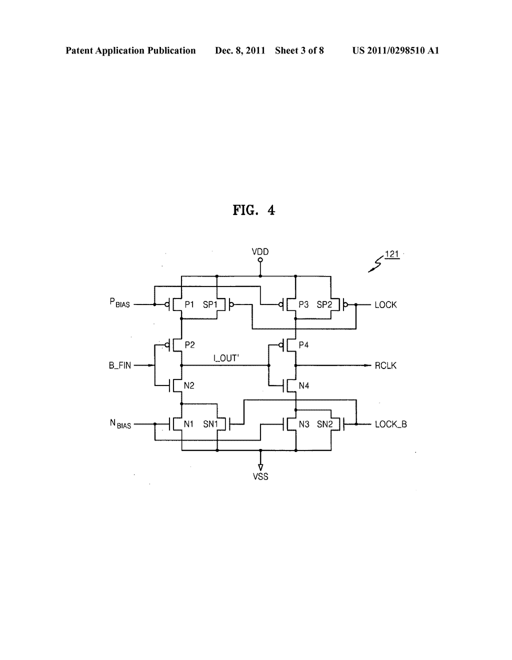 Voltage Controlled Delay Lines Locked Loop Circuits Including Line Circuit The And Multi Phase Clock Generators Using