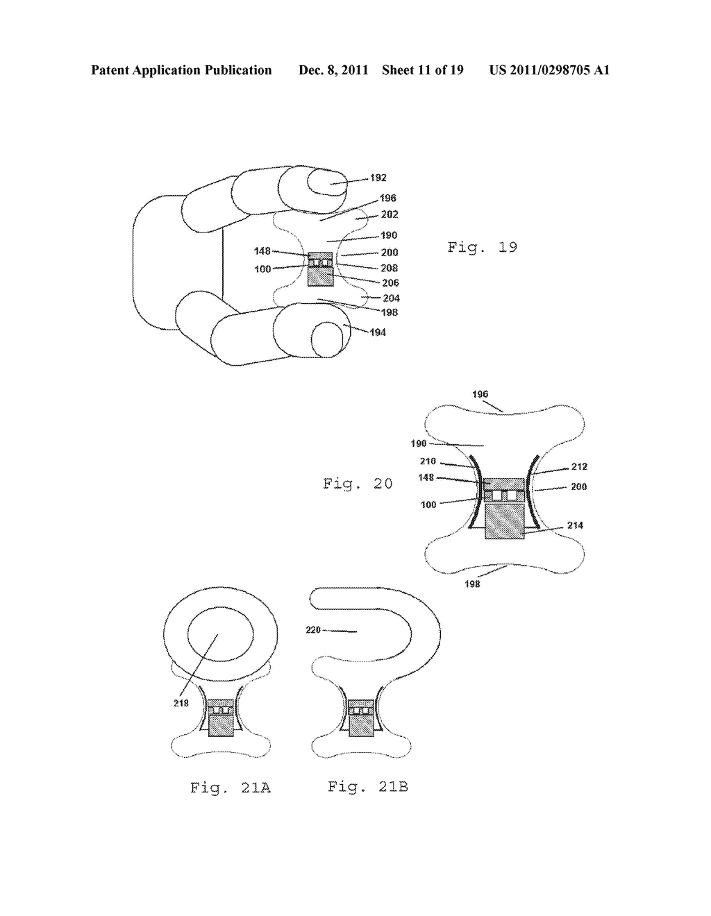 THREE-DIMENSIONAL INPUT CONTROL DEVICE - diagram, schematic, and image 12