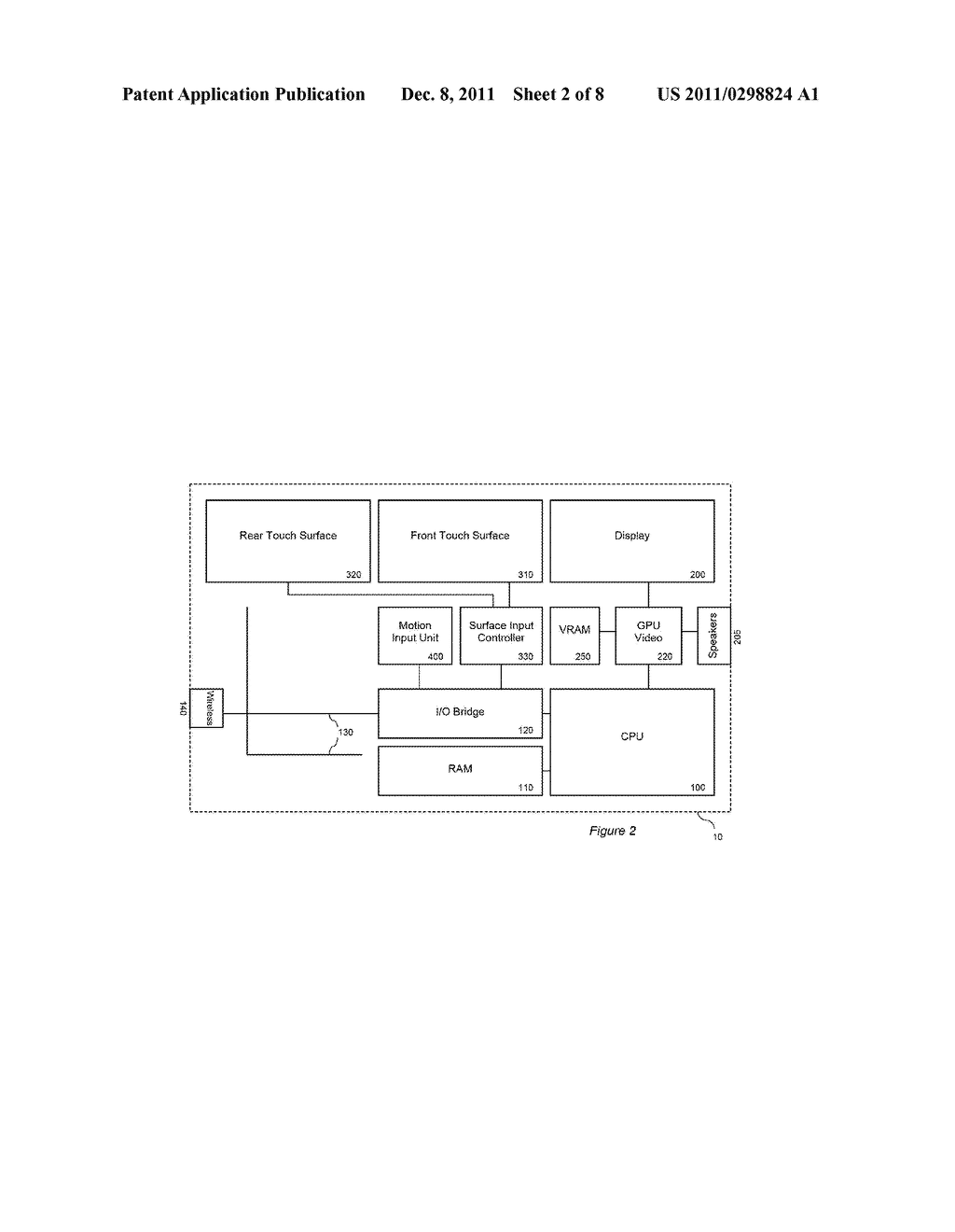 SYSTEM AND METHOD OF VIRTUAL INTERACTION - diagram, schematic, and image 03