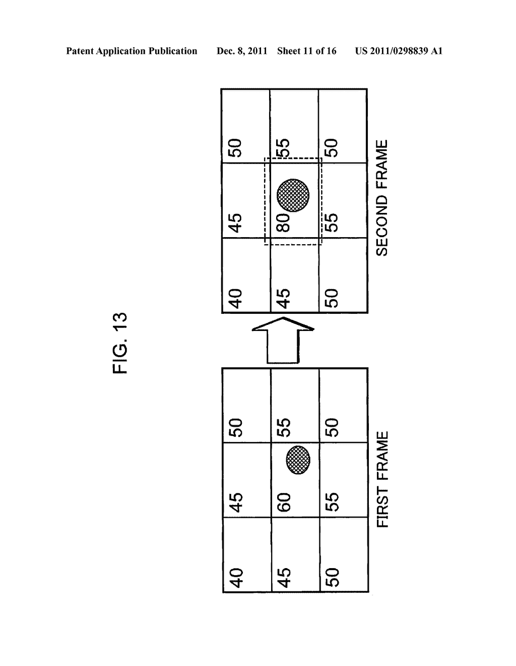 DISPLAY APPARATUS AND DISPLAY CONTROL METHOD - diagram, schematic, and image 12