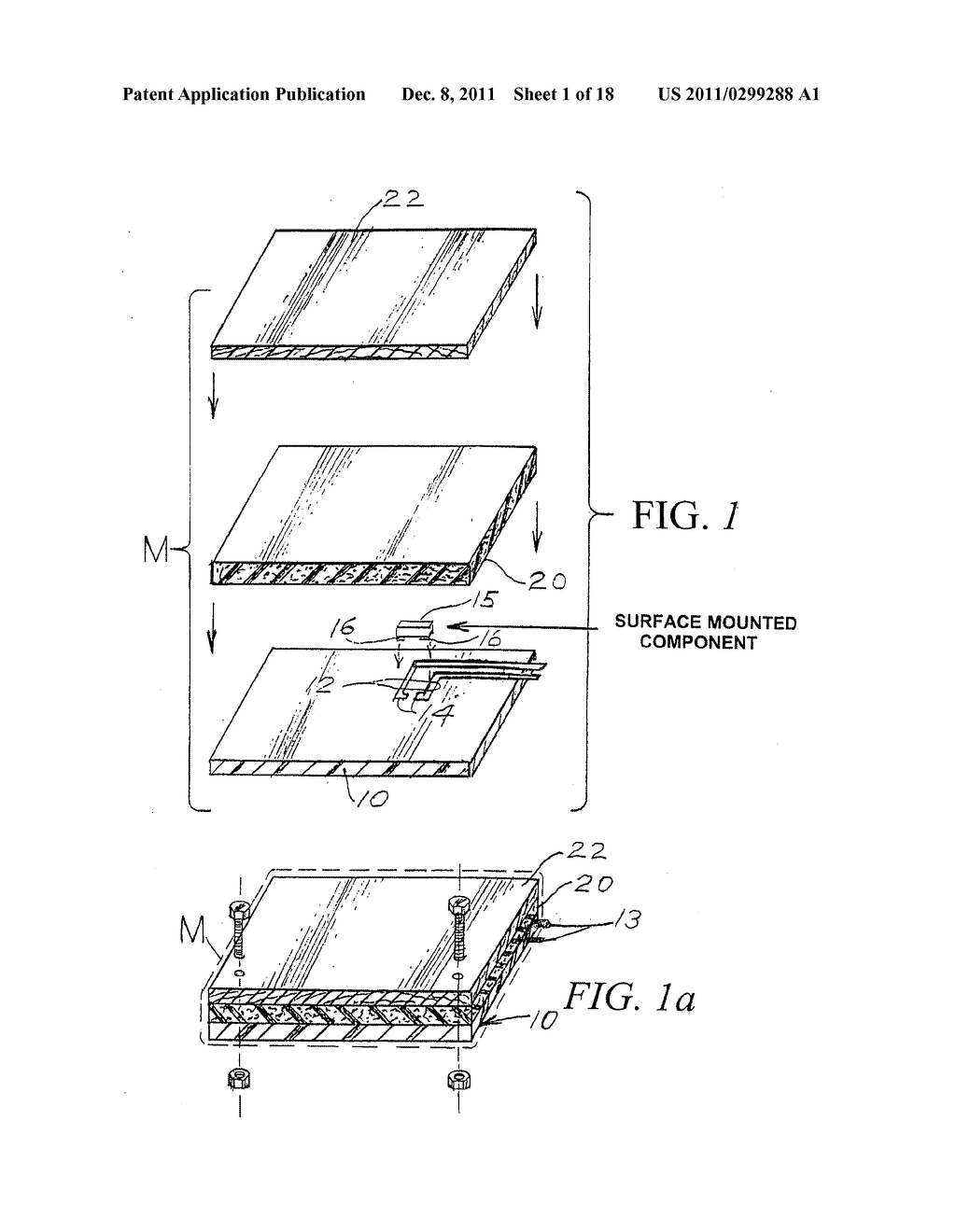 Solder and Lead Free Electronic Circuit and Method of Manufacturing Same - diagram, schematic, and image 02