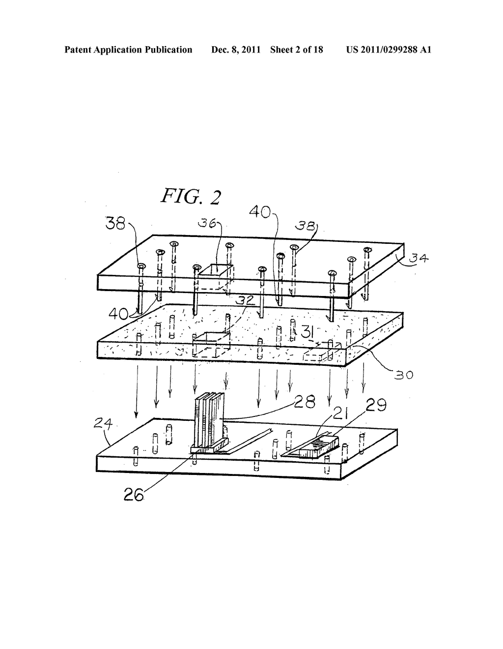 Solder and Lead Free Electronic Circuit and Method of Manufacturing Same - diagram, schematic, and image 03