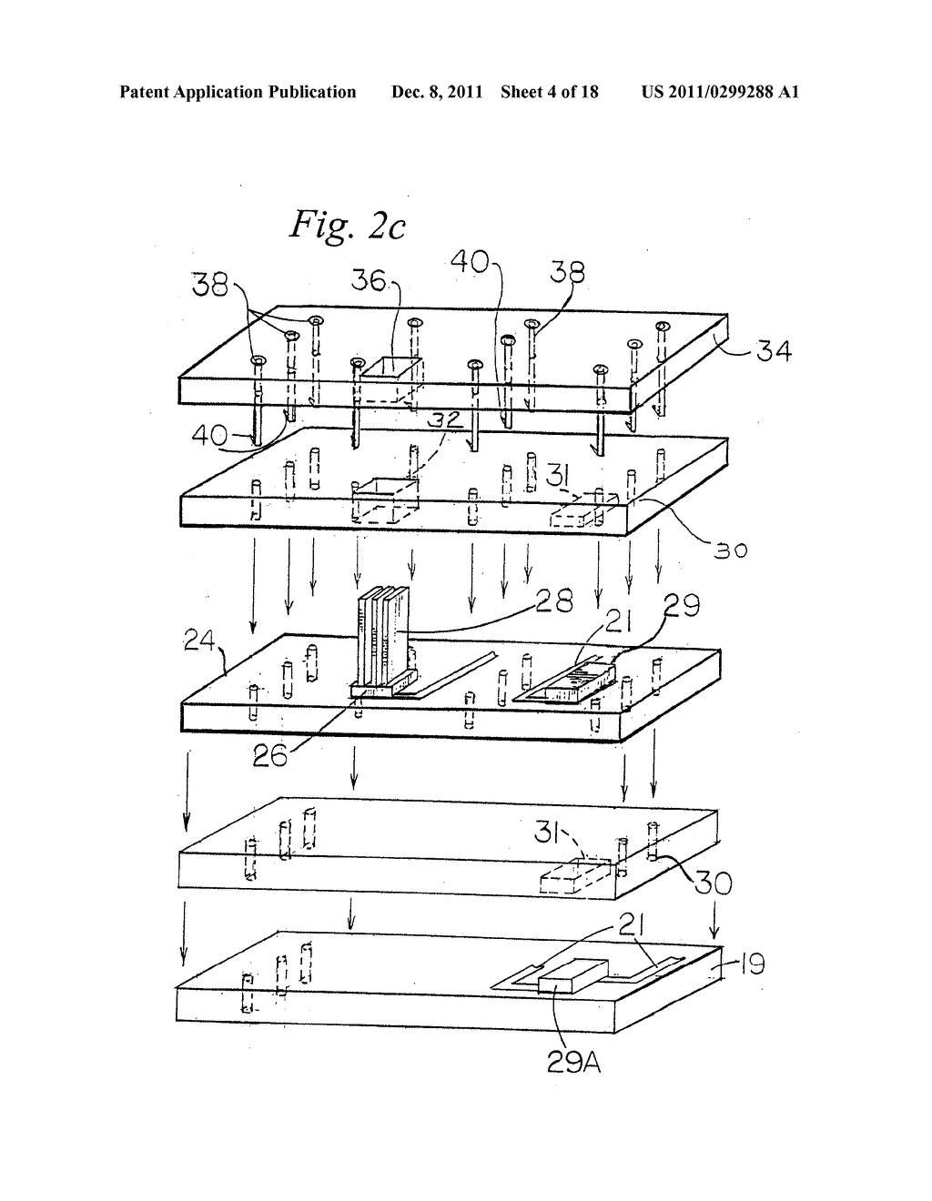 Solder and Lead Free Electronic Circuit and Method of Manufacturing Same - diagram, schematic, and image 05