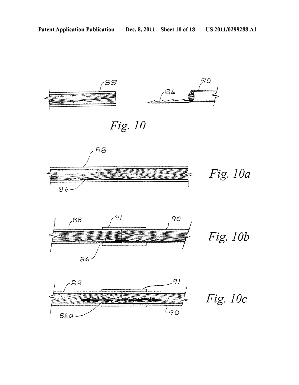 Solder and Lead Free Electronic Circuit and Method of Manufacturing Same - diagram, schematic, and image 11