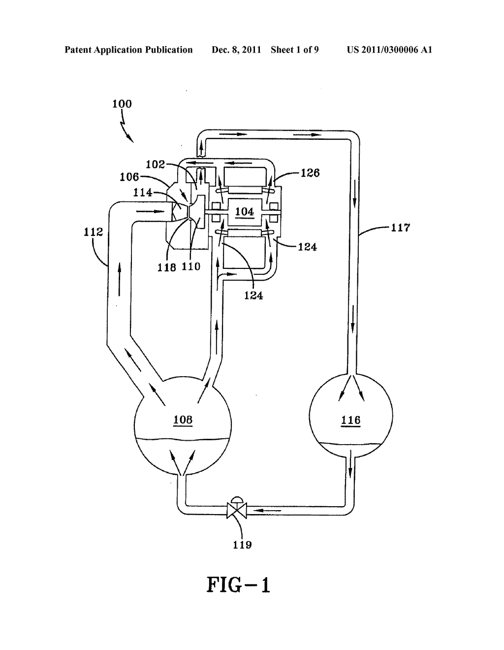 SYSTEM AND METHOD FOR COOLING A COMPRESSOR MOTOR - diagram, schematic, and image 02