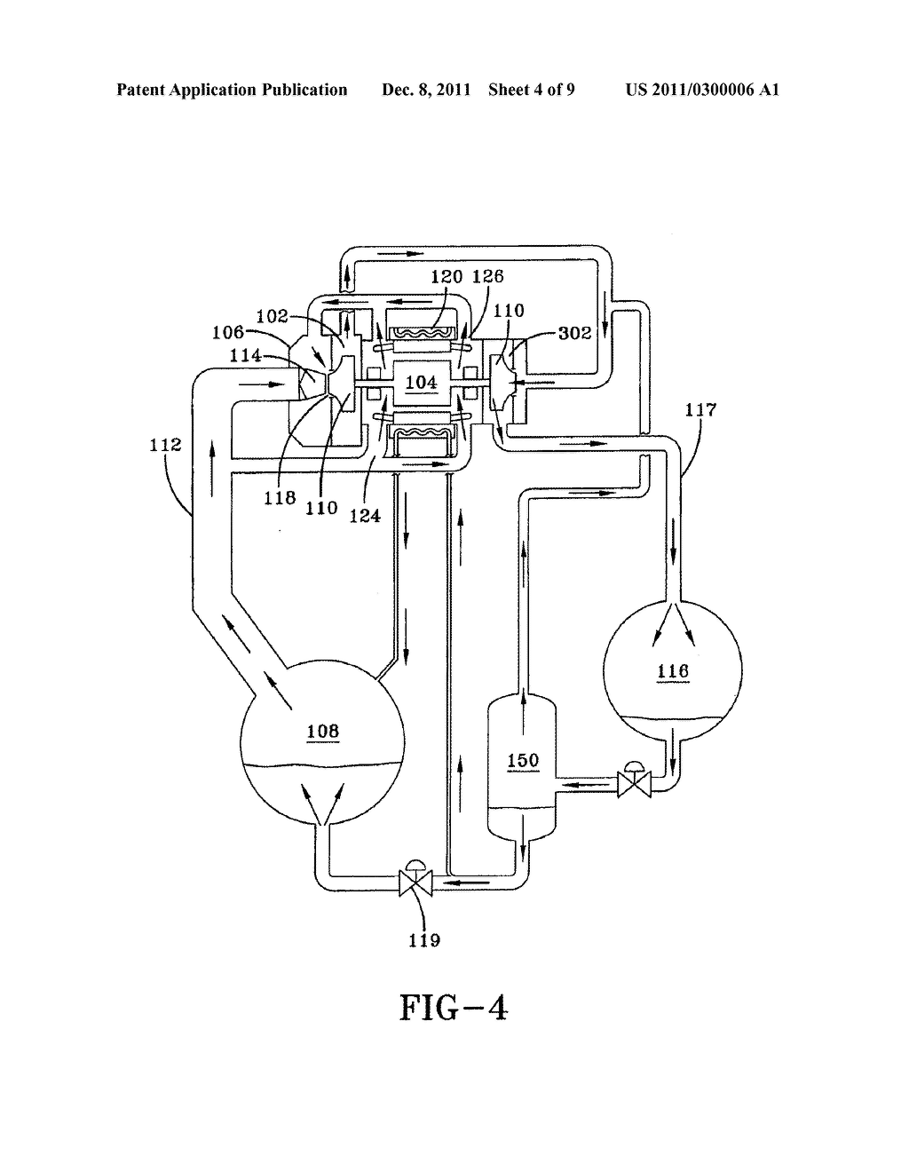 SYSTEM AND METHOD FOR COOLING A COMPRESSOR MOTOR - diagram, schematic, and image 05