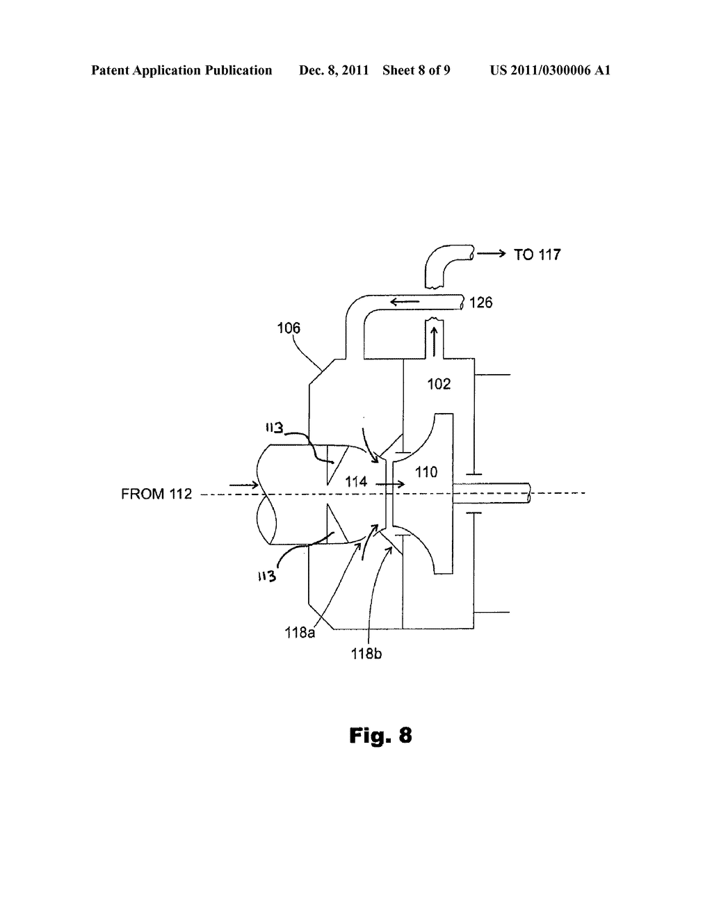 SYSTEM AND METHOD FOR COOLING A COMPRESSOR MOTOR - diagram, schematic, and image 09