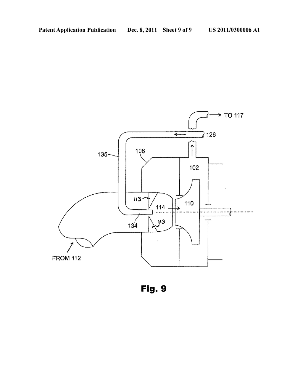 SYSTEM AND METHOD FOR COOLING A COMPRESSOR MOTOR - diagram, schematic, and image 10